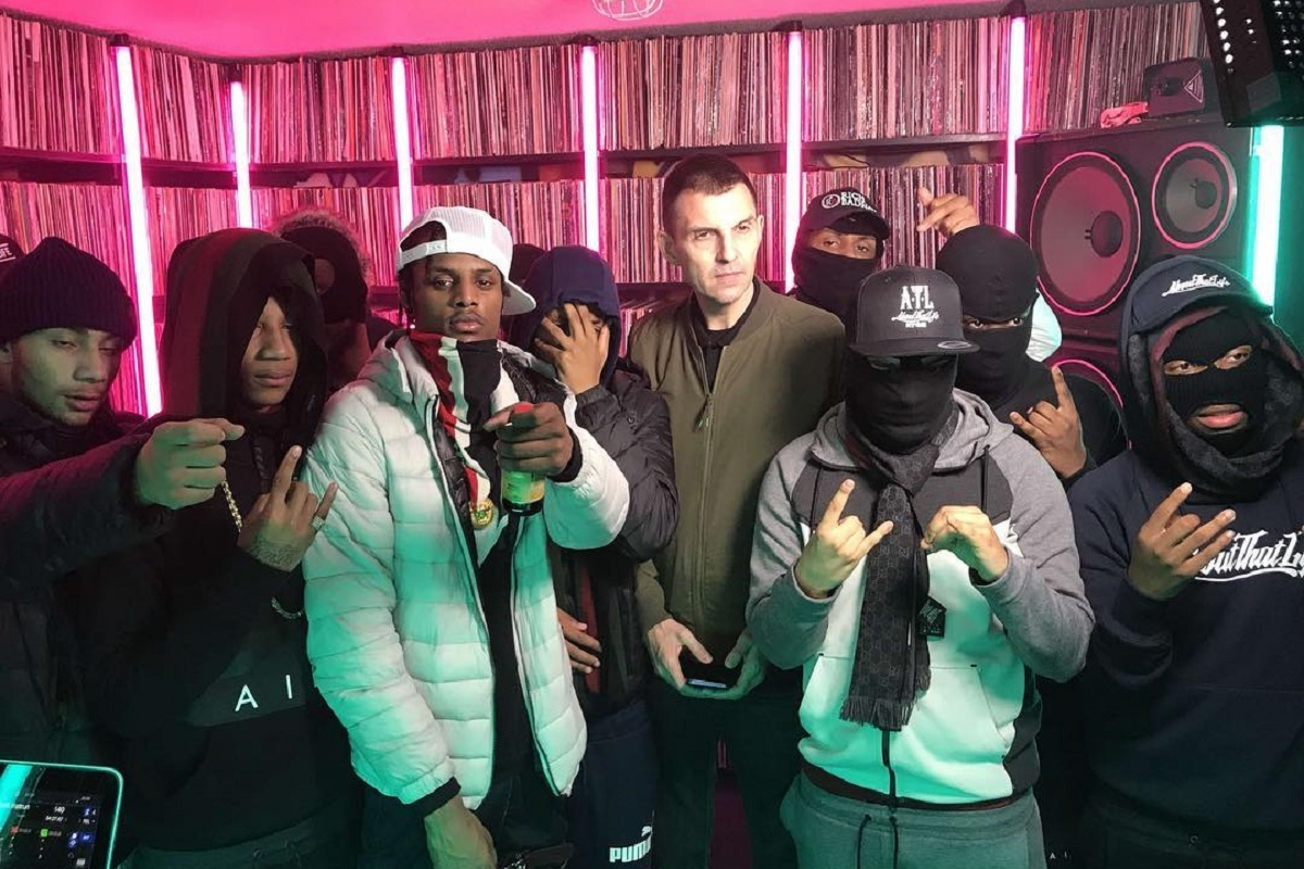 Drill Crew 1011 Have Been Banned From Making Music Without Police Permission