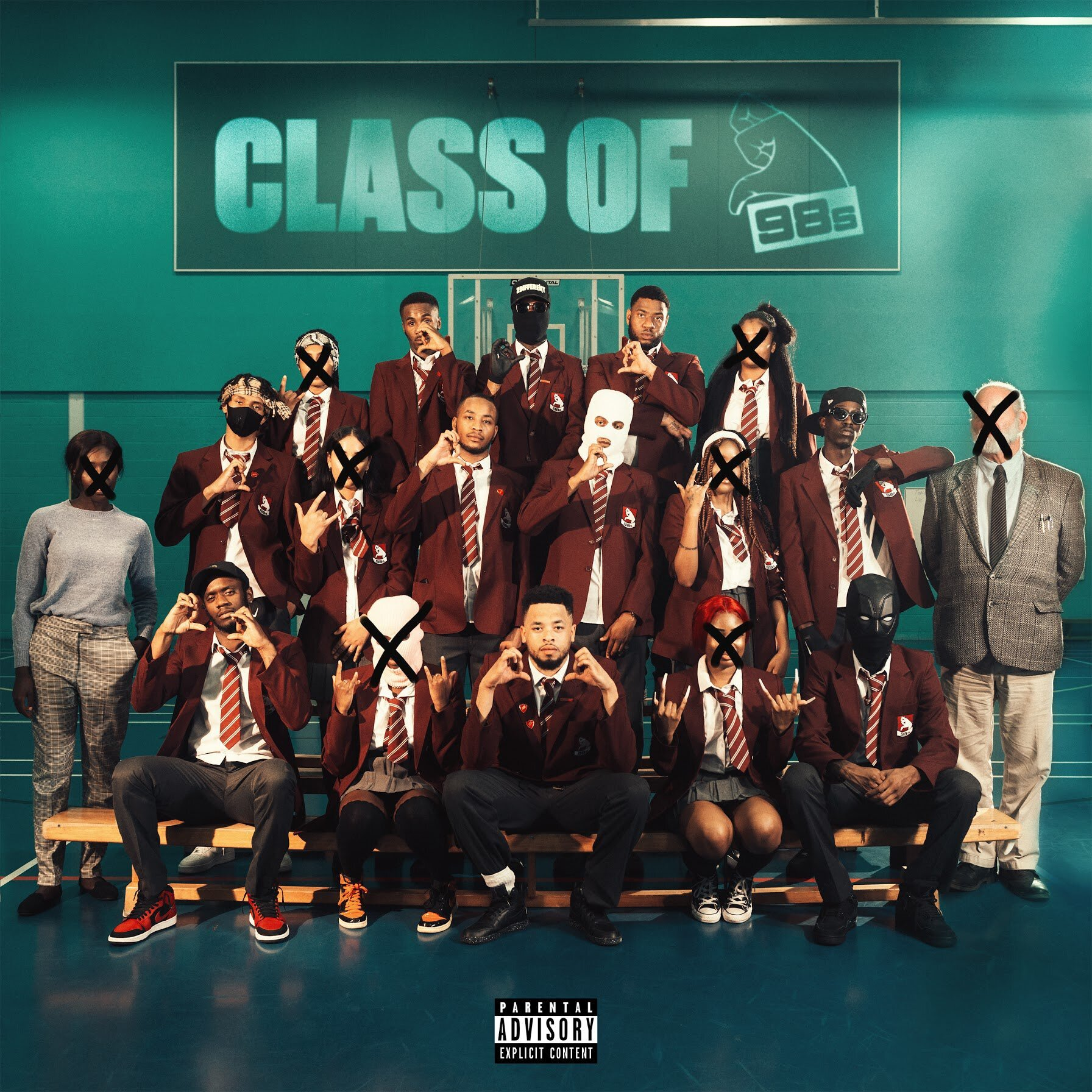 East London Drillers Unite As #98s For Debut Tape 'Class Of #98s'