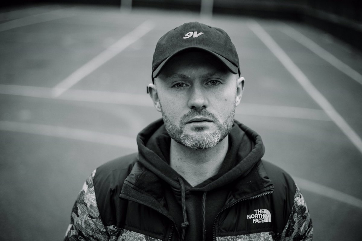 "Discarda Dishes Out A Second Taste Of New Album With ""Waterboy"" Video"