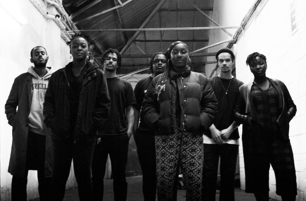 "London Jazz Outfit Kokoroko Share Soothing ""Abusey Junction"" From New Brownswood Comp"