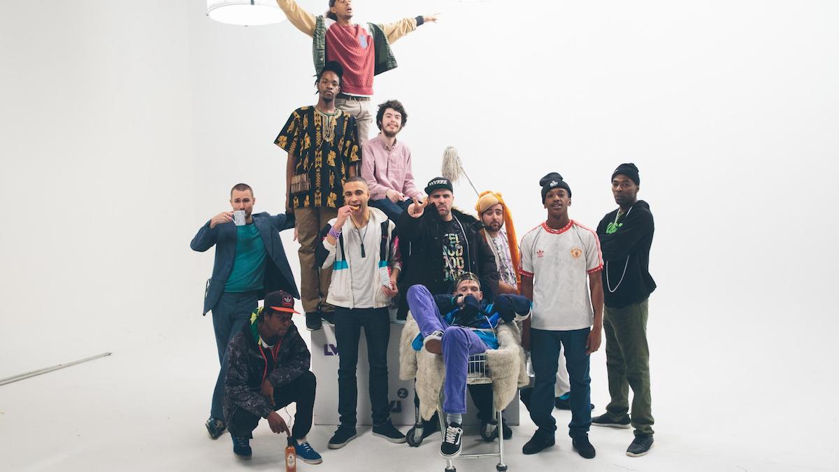 "Rowdy Rap Lunatics LEVELZ Get Wet And Wild With ""Front Face"""