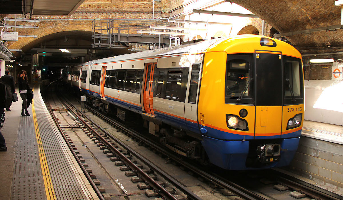 London Overground To Join The Night Tube Next Month