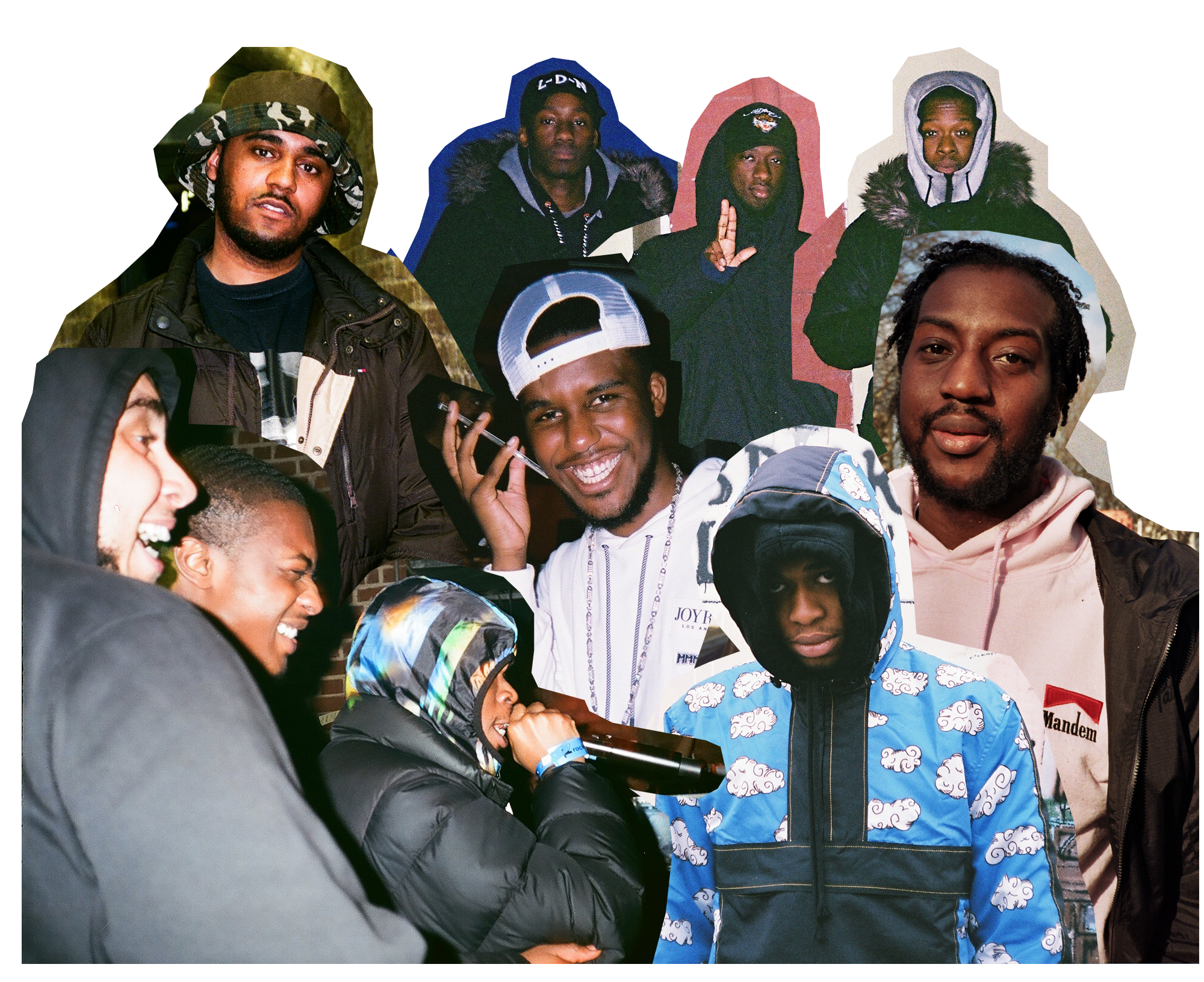 A Letter To The Grime Scene - ...