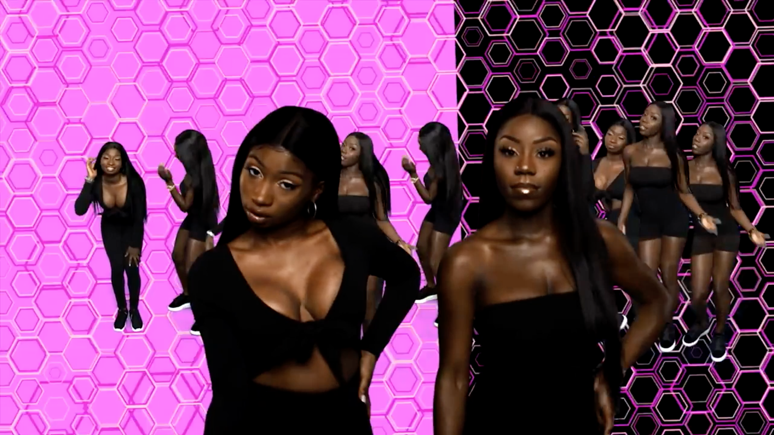 "Mela Twins Show Us The (Potential) Future Of UK Drill With Ms. Banks-Assisted ""Fleek Bop"" Remix"