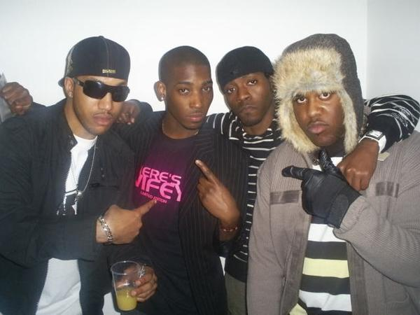 HERITAGE: 2Nice (RIP) Shells Down With Aftershock Family Members Triple Threat, Badness And Bruza (2007)