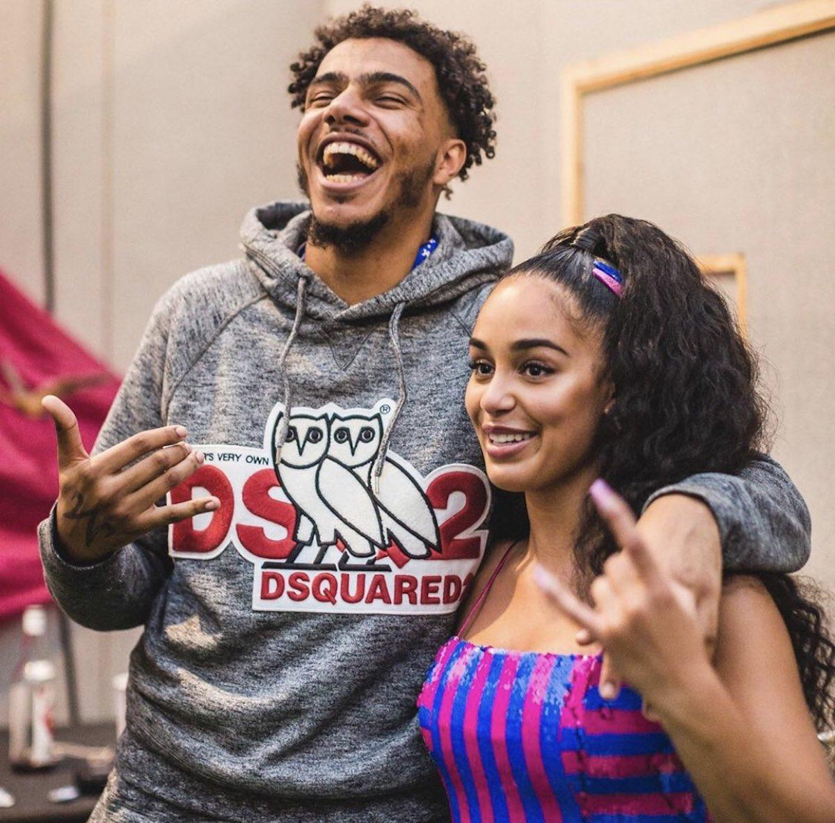 "HERITAGE: AJ Tracey And Jorja Smith Cover Sweet Female Attitude's ""Flowers"" (Sunship Remix) On 1Xtra (2019)"