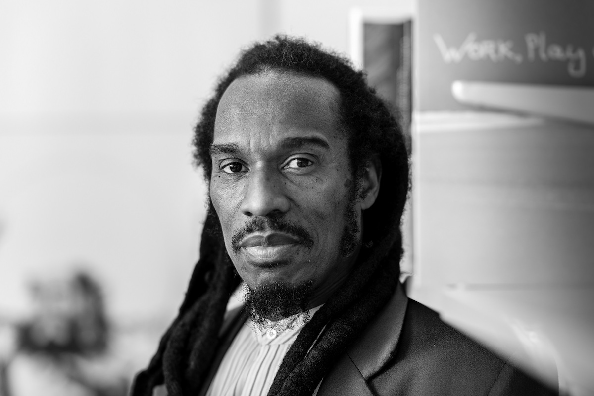 "HERITAGE: Renowned Poet Benjamin Zephaniah Recites His Famous ""Talking Turkeys"" Poem (2007)"