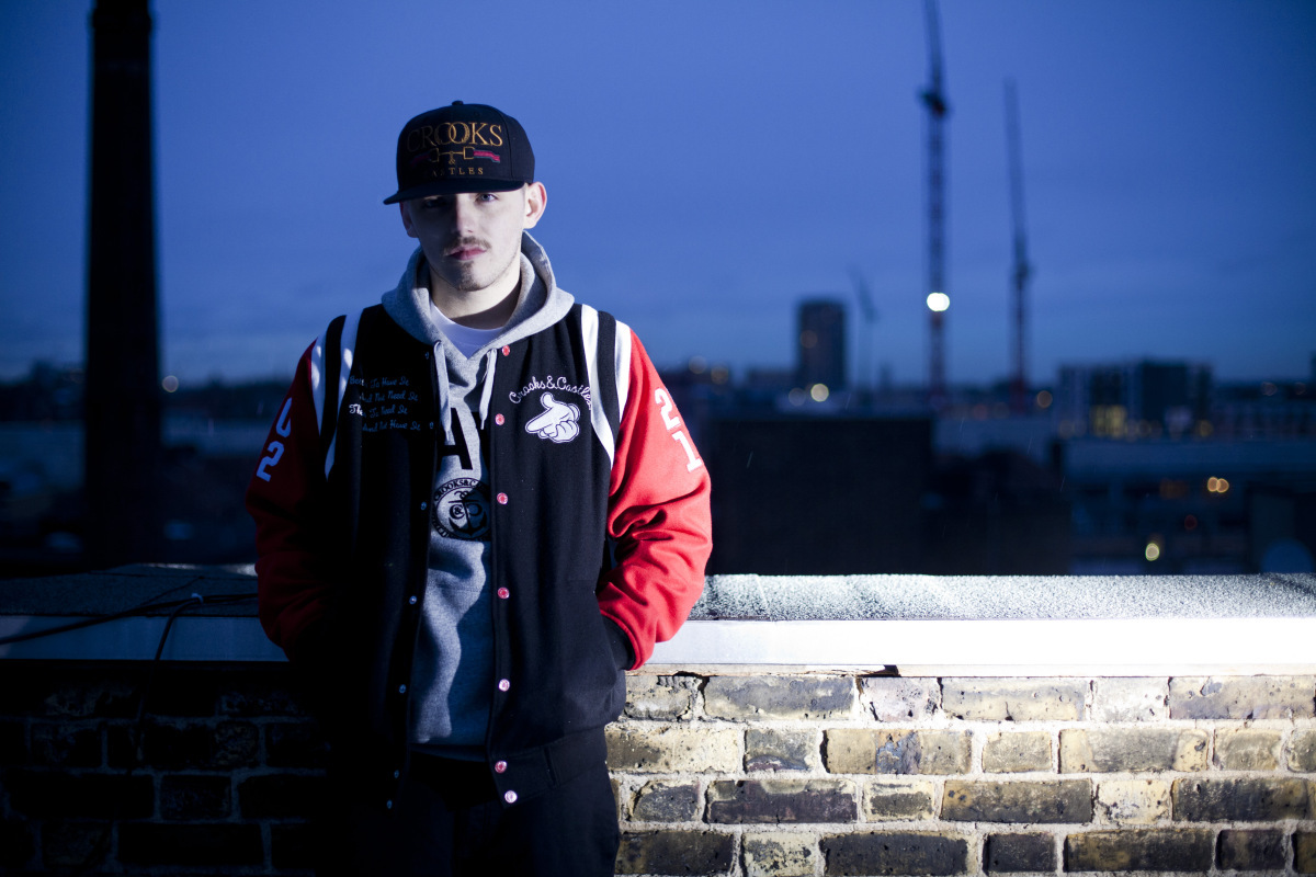 ​HERITAGE: Revisit This Fire Freestyle From North London's Benny Banks For SBTV (2010)