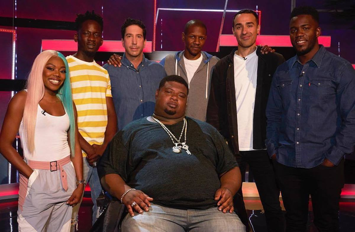 Channel 4 Has Given 'The Big Narstie Show' A Second Series