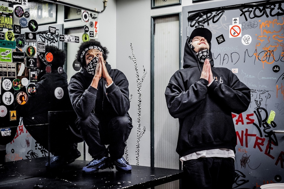 """Rap Outliers Black Josh And Lee Scott Are Here To Save Us From """"Social Media"""""""