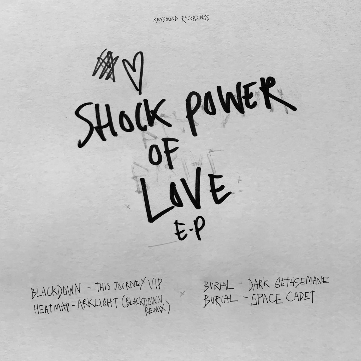 Burial And Blackdown Team Up For Split 'Shock Power Of Love' EP