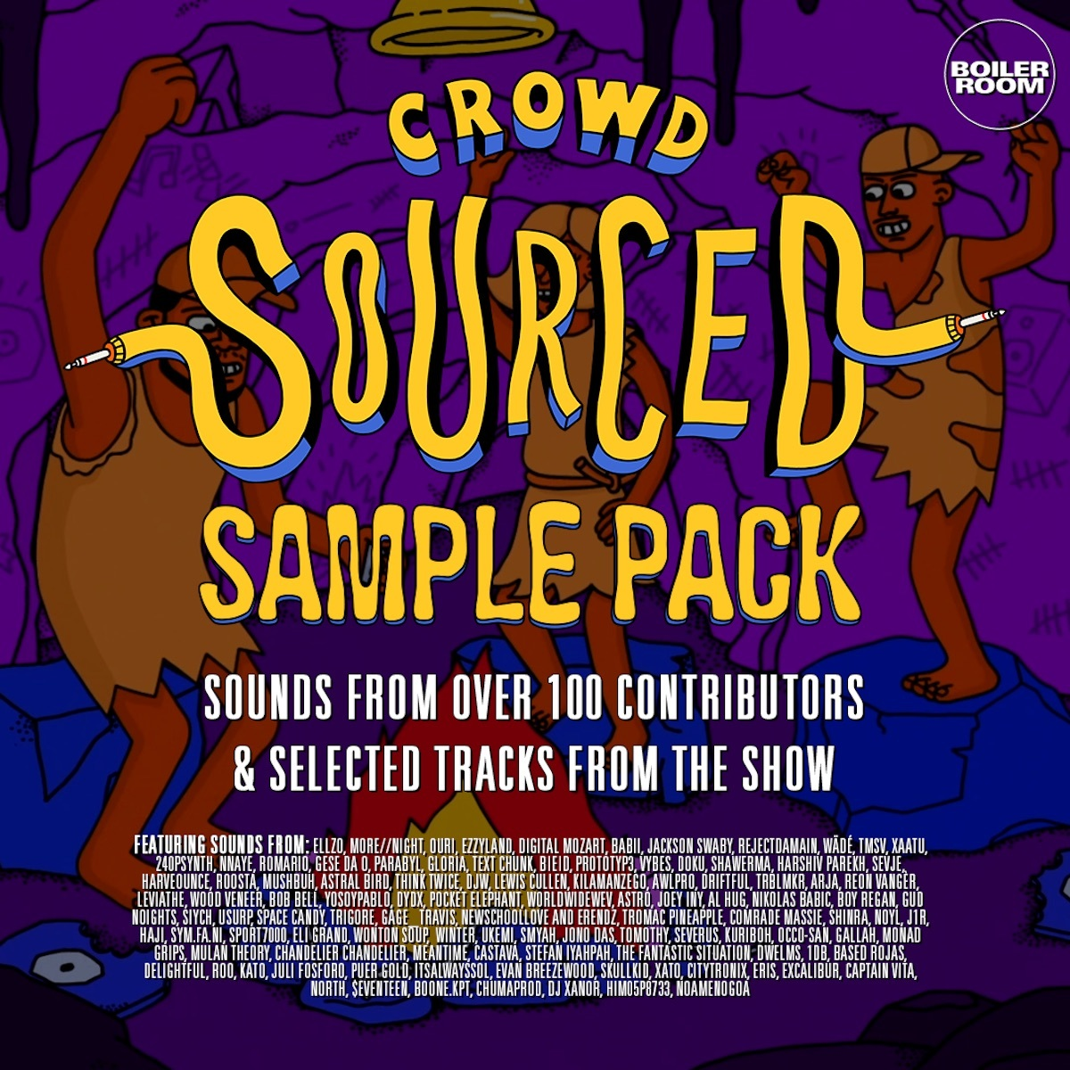 Boiler Room Have Supplied A 'Crowdsourced' Sample Pack For Aspiring Producers