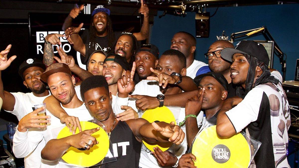 HERITAGE: General Levy Joins Dizzee Rascal, Boy Better Know, Footsie, Fekky, Lethal Bizzle And Tempa T For An Epic One-Off 1Xtra Session (2014)