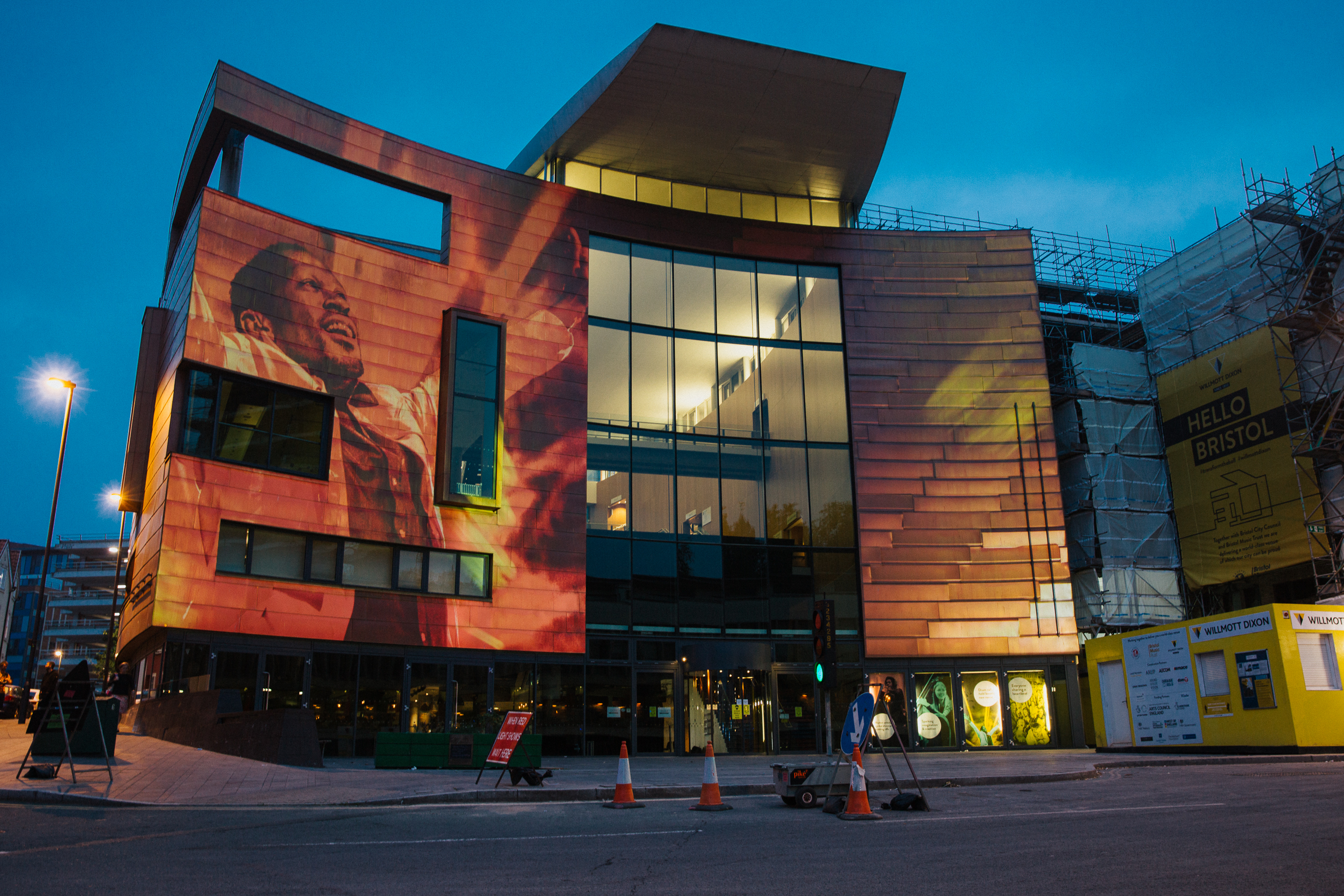 Colston Hall Officially Renamed Bristol Beacon After Three-Year Campaign