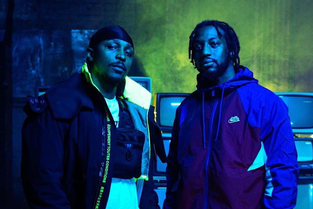 """Capo Lee And Jme Take It """"Way Back"""" With A Heavytrackerz-Produced Heater"""