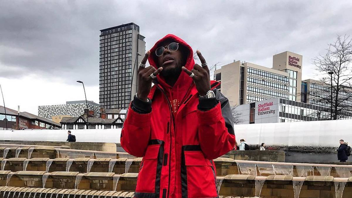 """Che Lingo Takes Time To Show Us Why He's Not A """"Typical"""" Rapper"""