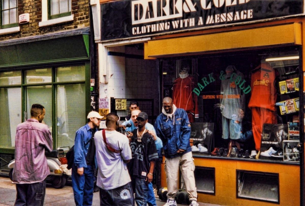 HERITAGE: Iconic Record Shop Dark N' Cold Showcase The Best In Underground UK Hip-Hop (2003)