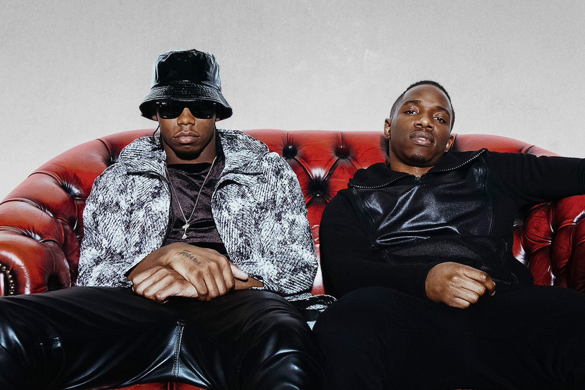 HERITAGE: Krept & Konan Trade Heated Bars With Dubz And Young Meth In Early Cypher (2009)
