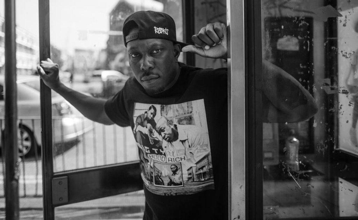 """Dizzee Rascal Ain't Posing Or Posting On Tongue-In-Cheek New One """"Ghost"""""""