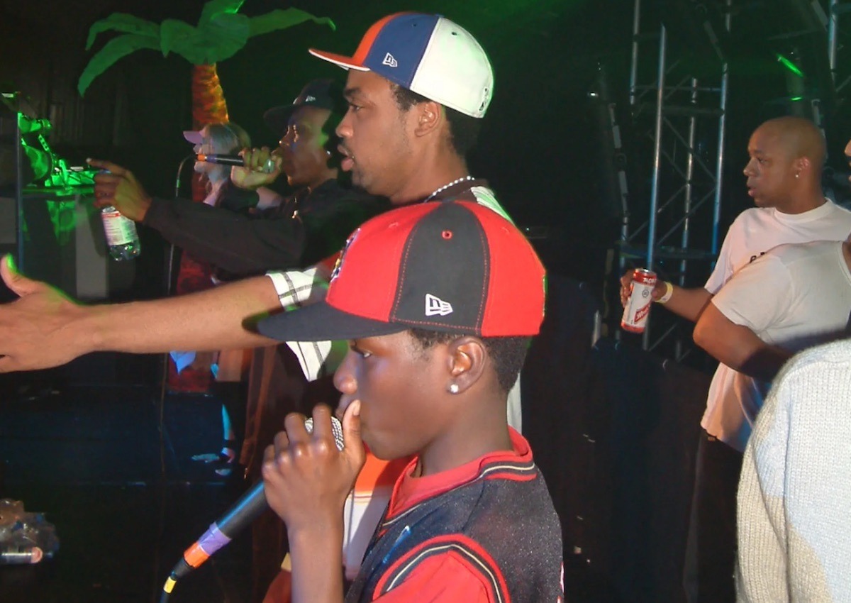 HERITAGE: Dizzee Rascal, Wiley, Tinchy Stryder And More Get Reloads Galore In Front Of An Excited Crowd At Sidewinder (2003)