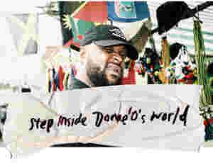 Step Inside Donae'O's World