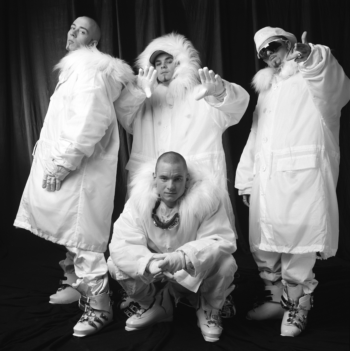 "HERITAGE: East 17 Give Us All The Christmas Spirit We Need With Their Seasonal No. 1 Hit ""Stay Another Day"" (1994)"