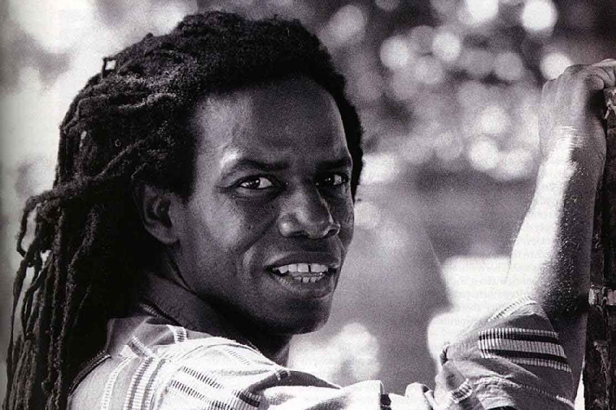 "HERITAGE: Eddy Grant Performs ""Electric Avenue"" In London (1986)"