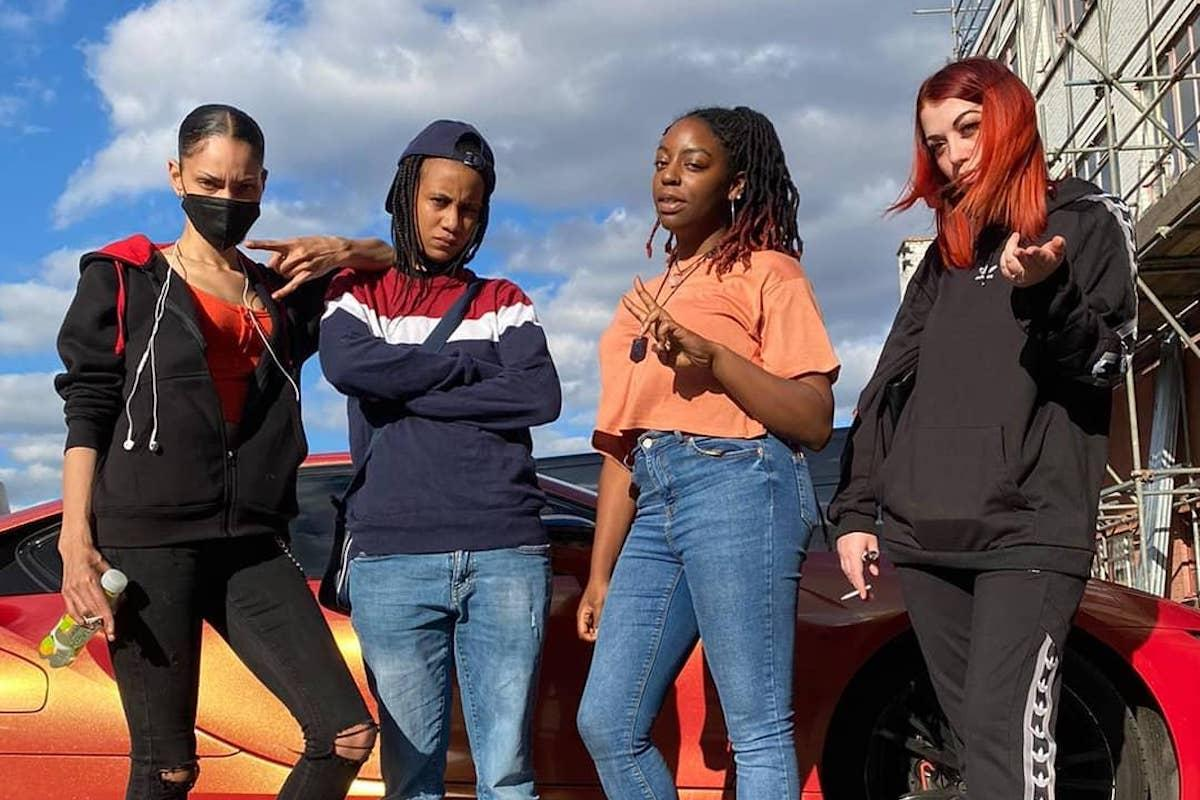 Female Allstars Call On Jme For Three-Track 'What You Call Disss?' EP