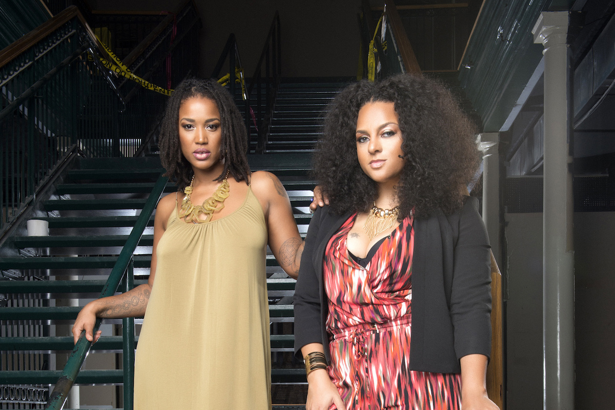 """HERITAGE: Floetry's """"Say Yes"""" Took The British Soul Duo To New Heights In The States (2002)"""