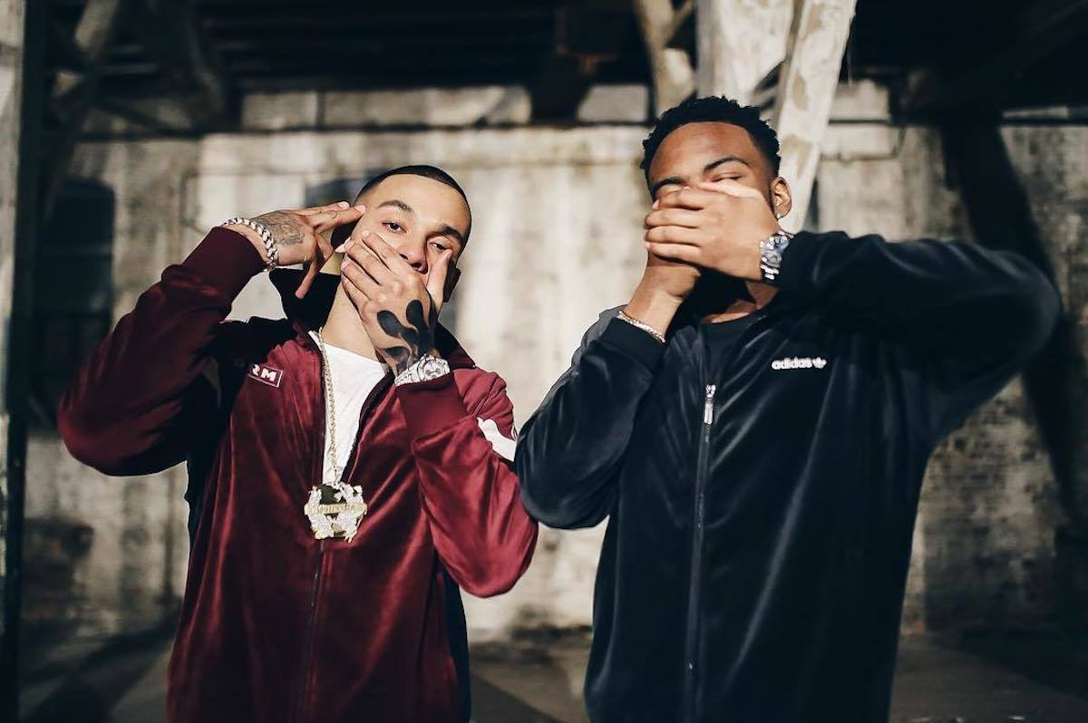 "Fredo And Not3s Close Out The Year With Frosty New Collab ""YRF"""