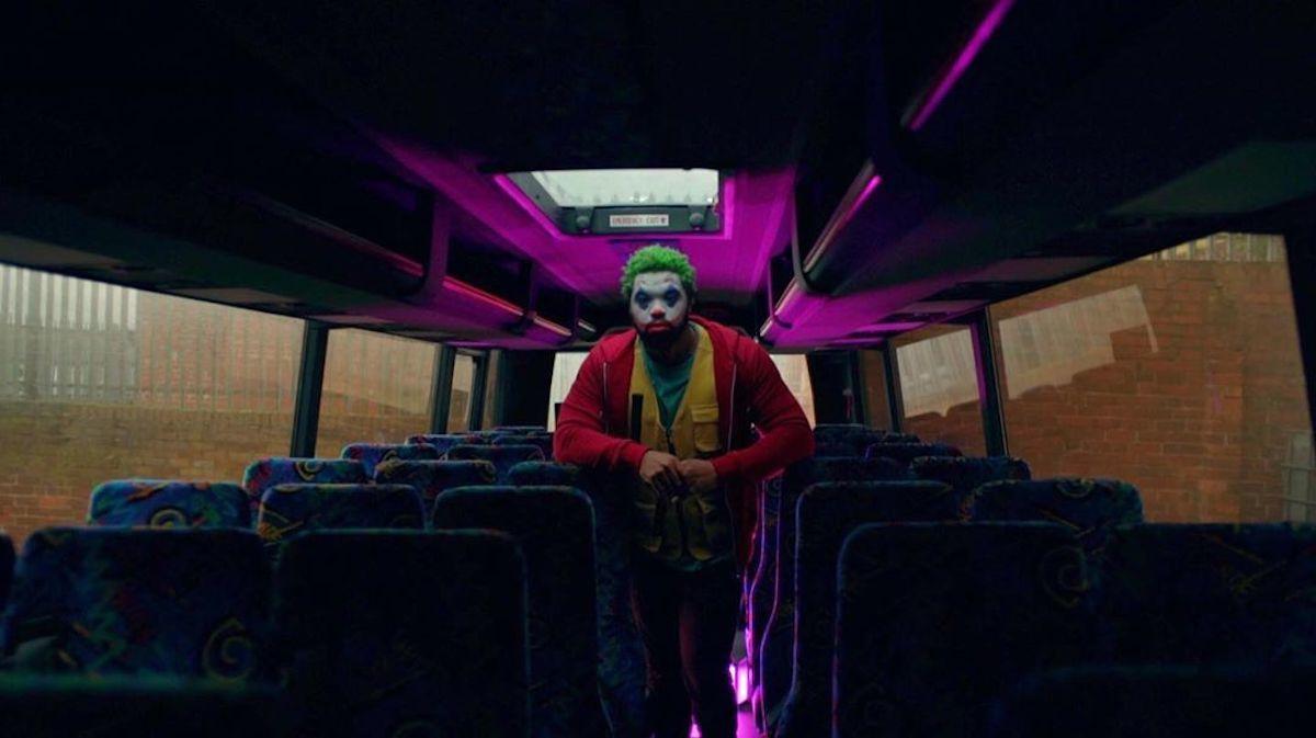 "Genesis Elijah Puts His Own Spin On The Joker For Halloween-Themed ""All Jokes Aside"""