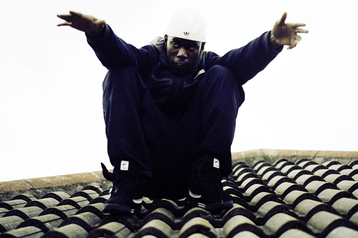 HERITAGE: Ghetts Delivers Pure Fire During This Launch At Uptown Records (2008)