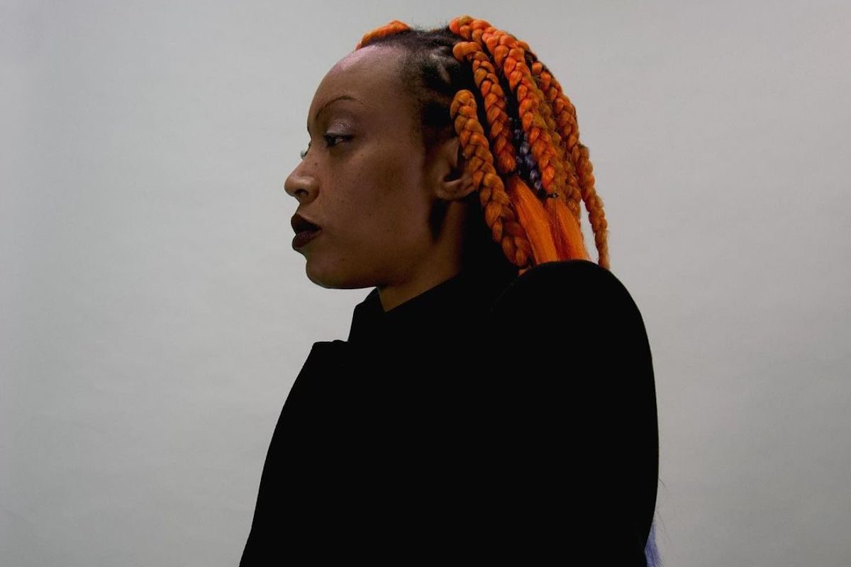 """GLOR1A Spins Afrofuturism And Experimental R&B Into """"Cracked Out Dreams"""""""