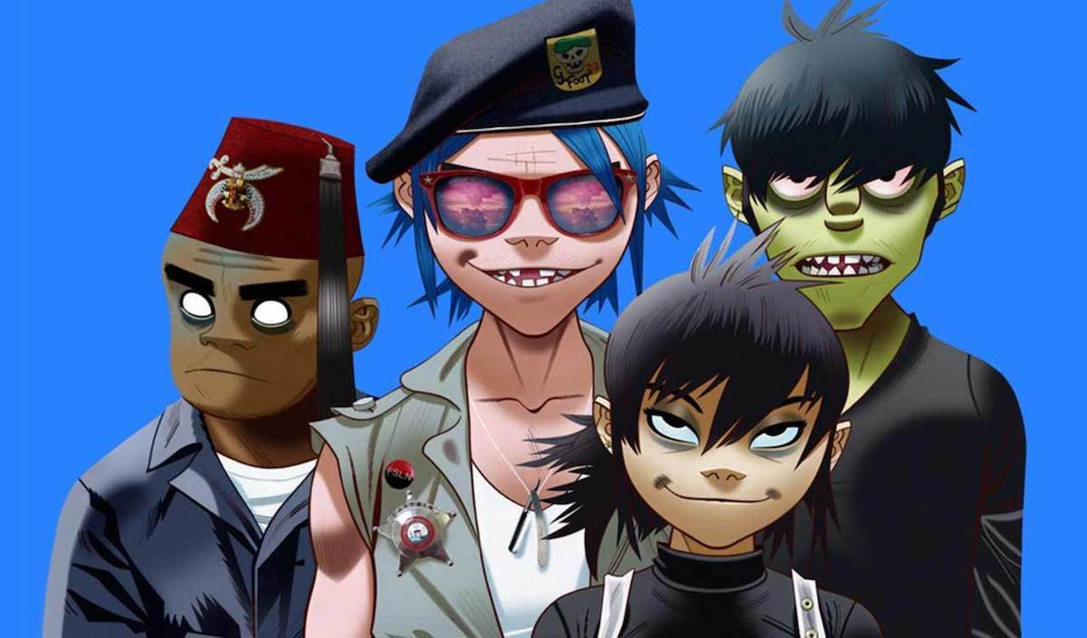 "Ahead Of New Album, Gorillaz Release Video For New Single ""Humility"" With Jazz Legend George Benson"