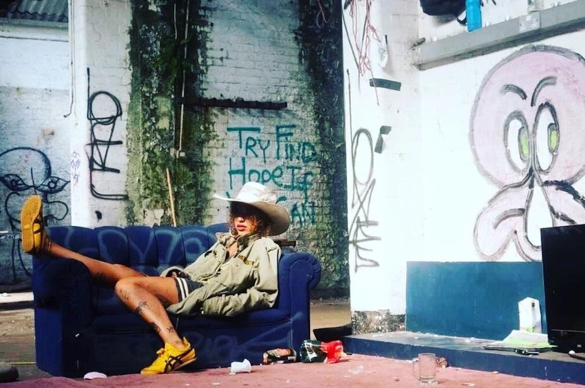 "HERITAGE: South London Singer-Songwriter Greentea Peng Carves Out Her Lane With ""Kali V1"" (2017)"