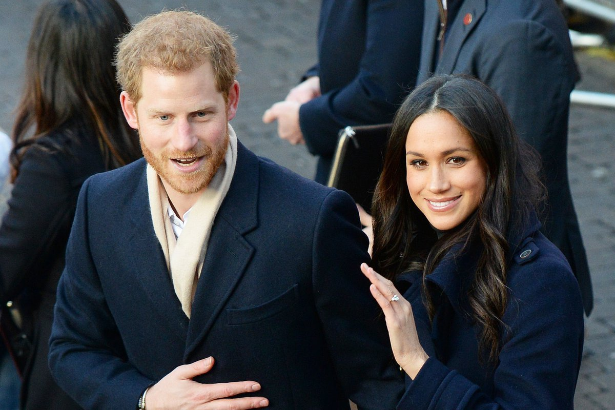 Prince Harry And Meghan Markle Will Be Visiting Reprezent Next Week