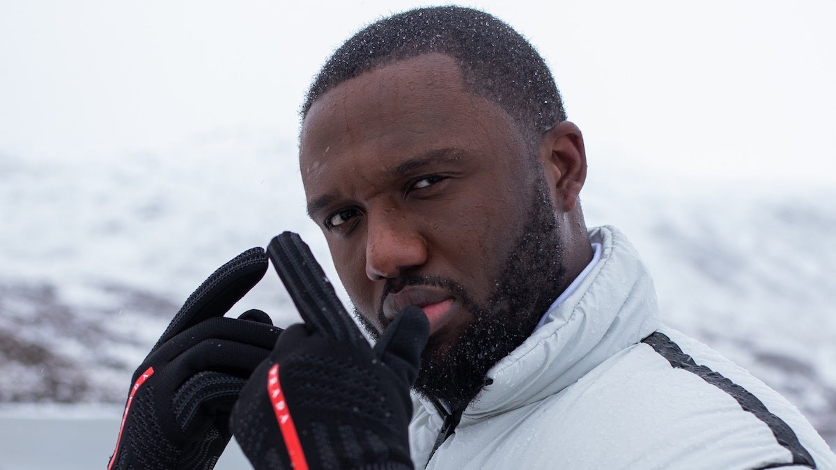 """Headie One Celebrates Deluxe Edition Of 'EDNA' With Burna Boy Collab """"Siberia"""""""