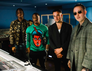 Hennessy Unite Krept & Konan With Punk Band Slaves For A Bit Of Abbey Road Magic