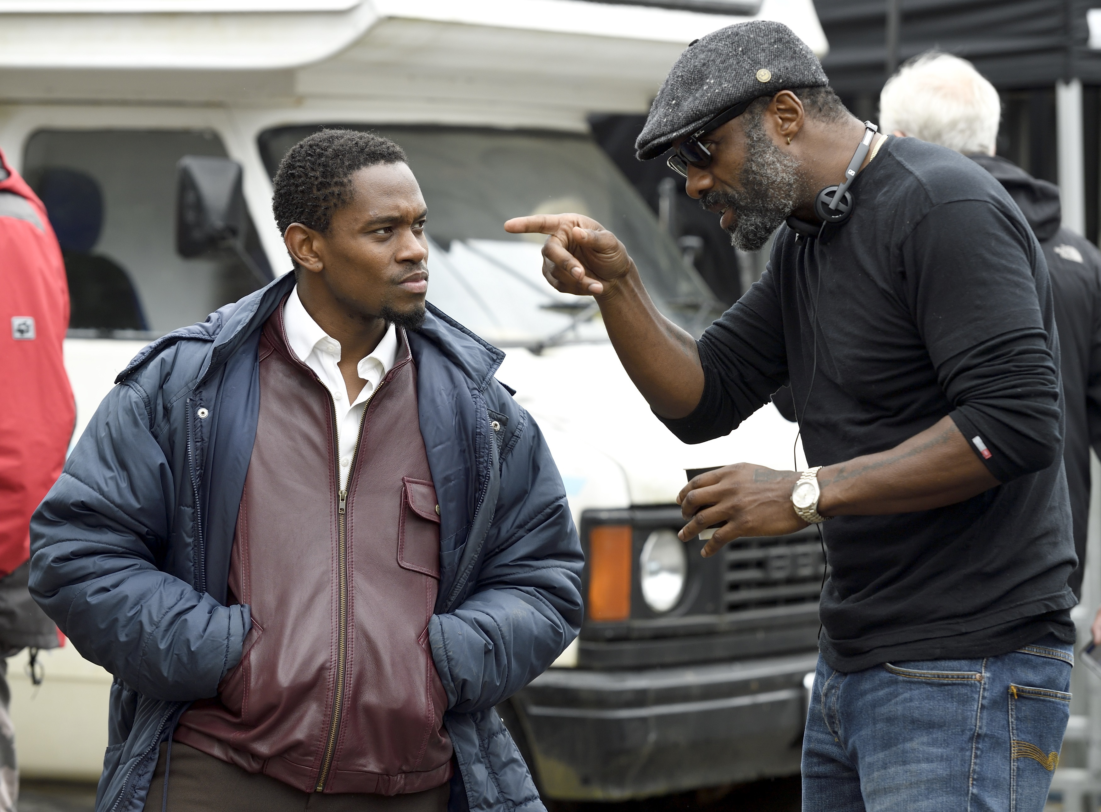 Idris Elba Unveils Trailer For 'Yardie' Adaptation Starring Aml Ameen