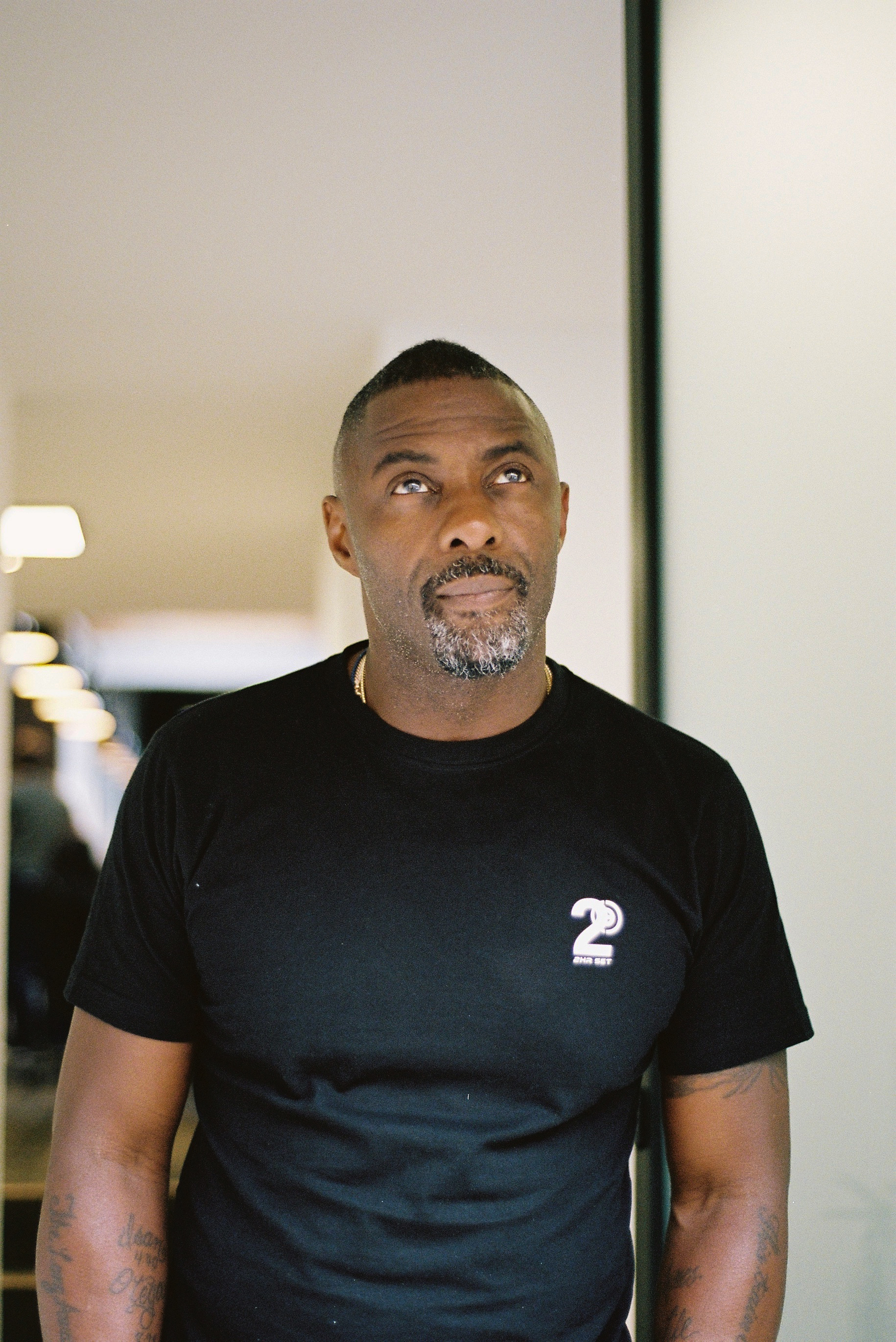 Idris Elba Is The Real Deal - TRENCH
