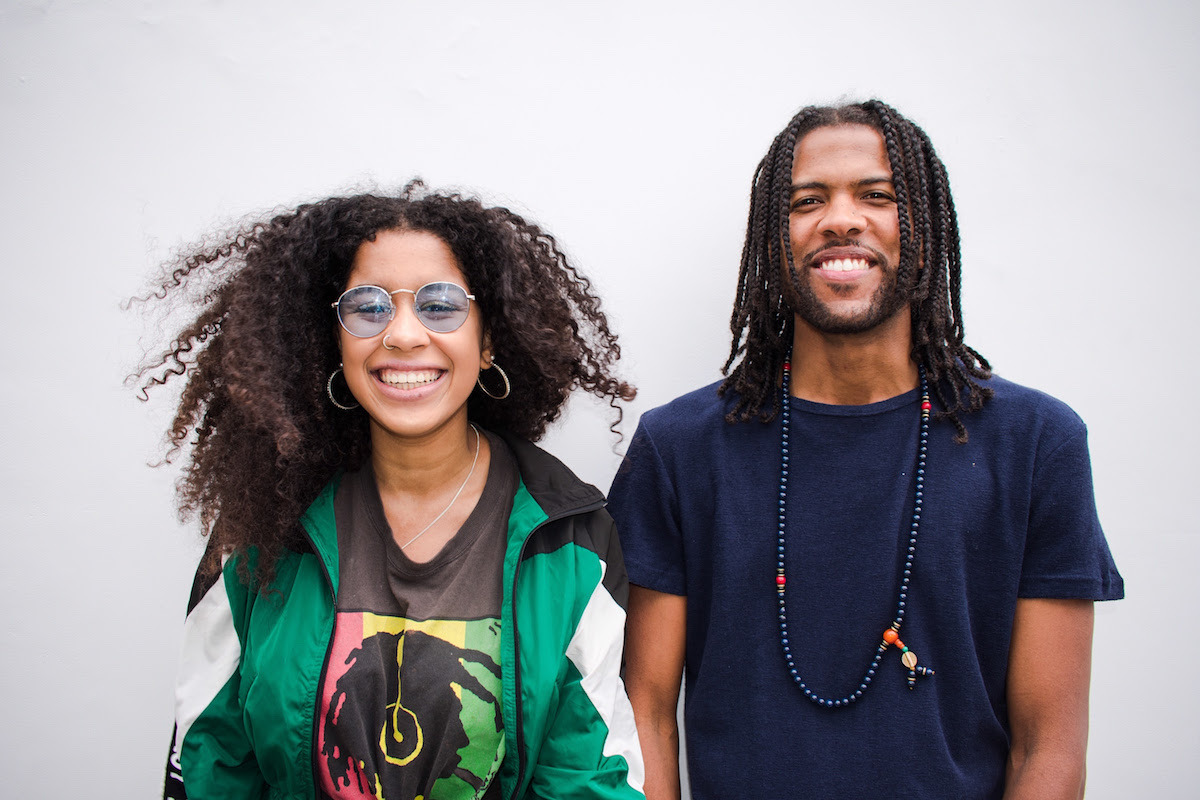 """Brighton Soul Singer Isabelle Brown And Nas-Approved Rapper Coops Remind Us To """"Live In The Moment"""""""