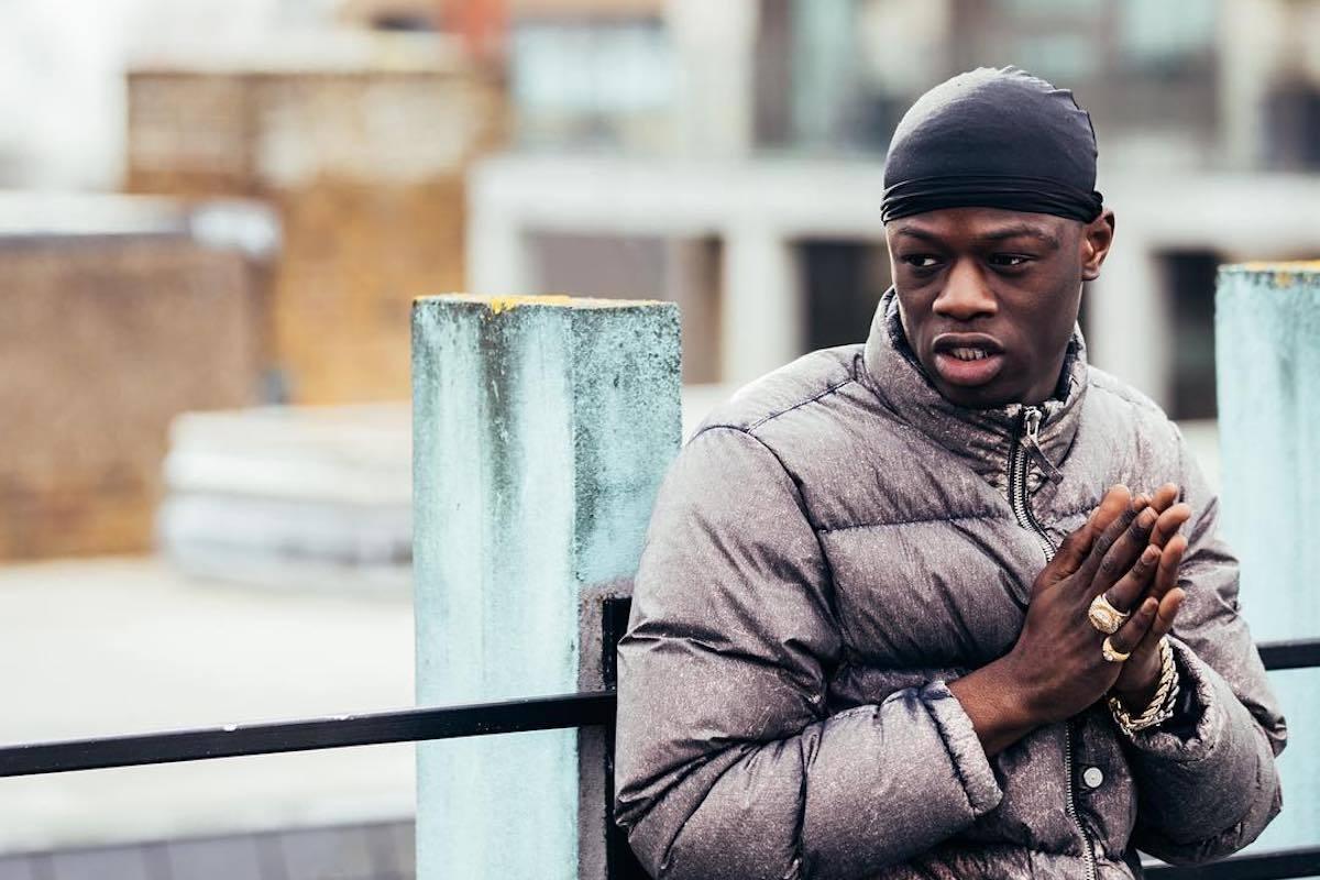 J Hus Makes Surprise Return With Three-Track Rap Workout 'Big Spang'