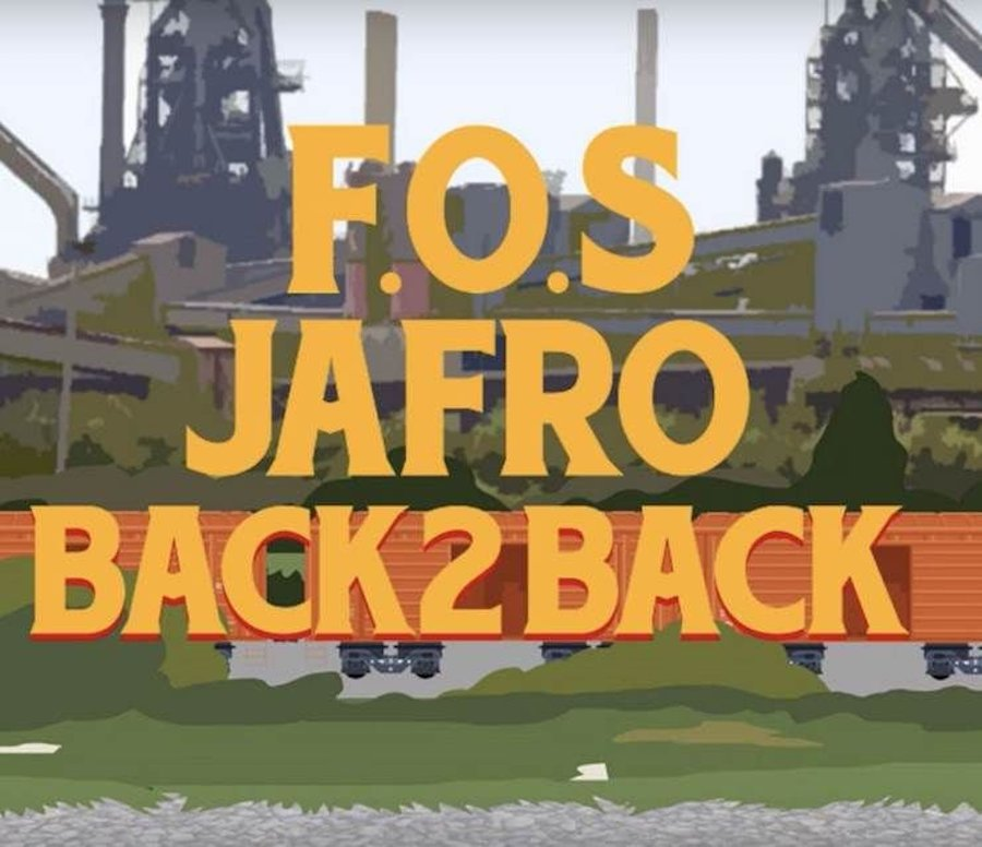 "Lord Of The Mics 8 Alumni Jafro And F.O.S Go ""Back2Back"" On Fiery New Single"