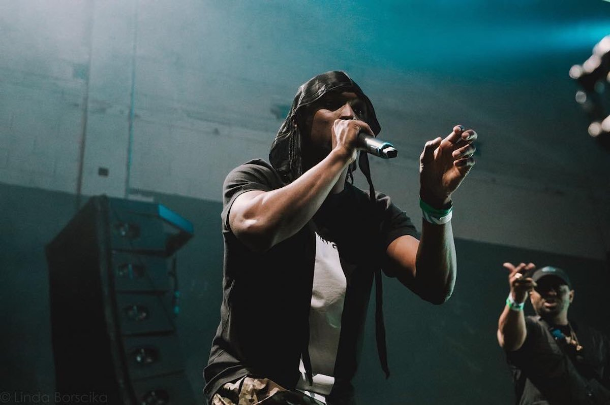 """Jme Returns With Another Visual Taste Of 'Grime MC' With Short And Snappy """"Issmad"""""""
