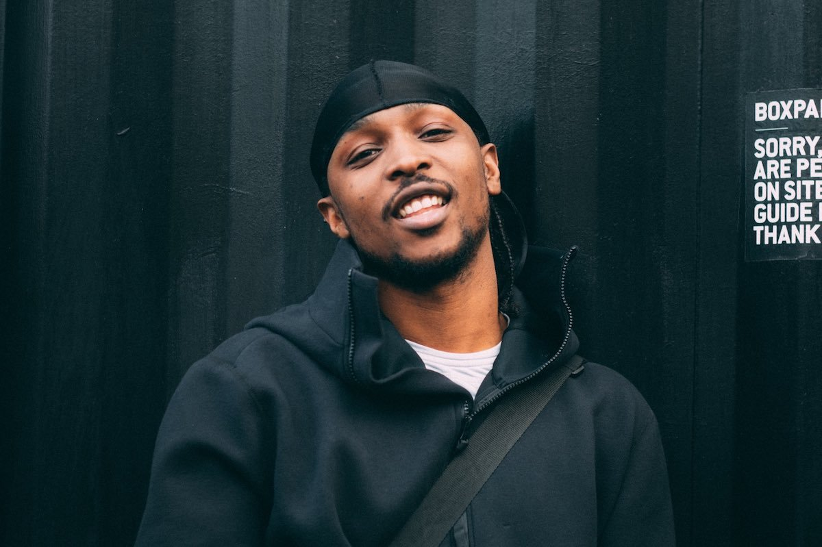 """Jme Illustrates His Life Story On 'Grime MC' Extract """"96 Of My Life"""""""