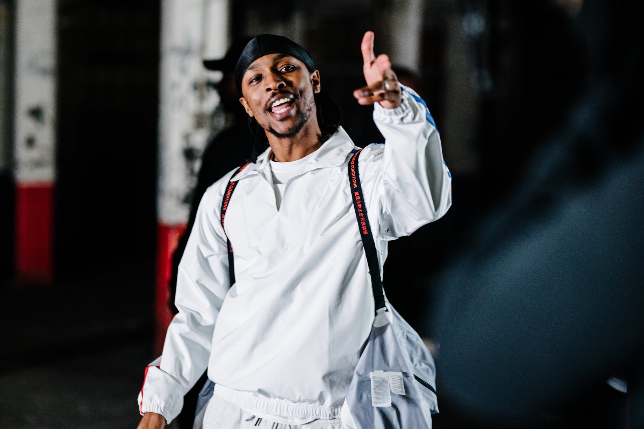 """Jme And Skepta Give Us A Drone's-Eye-View Of London In """"Nang"""" Visuals"""