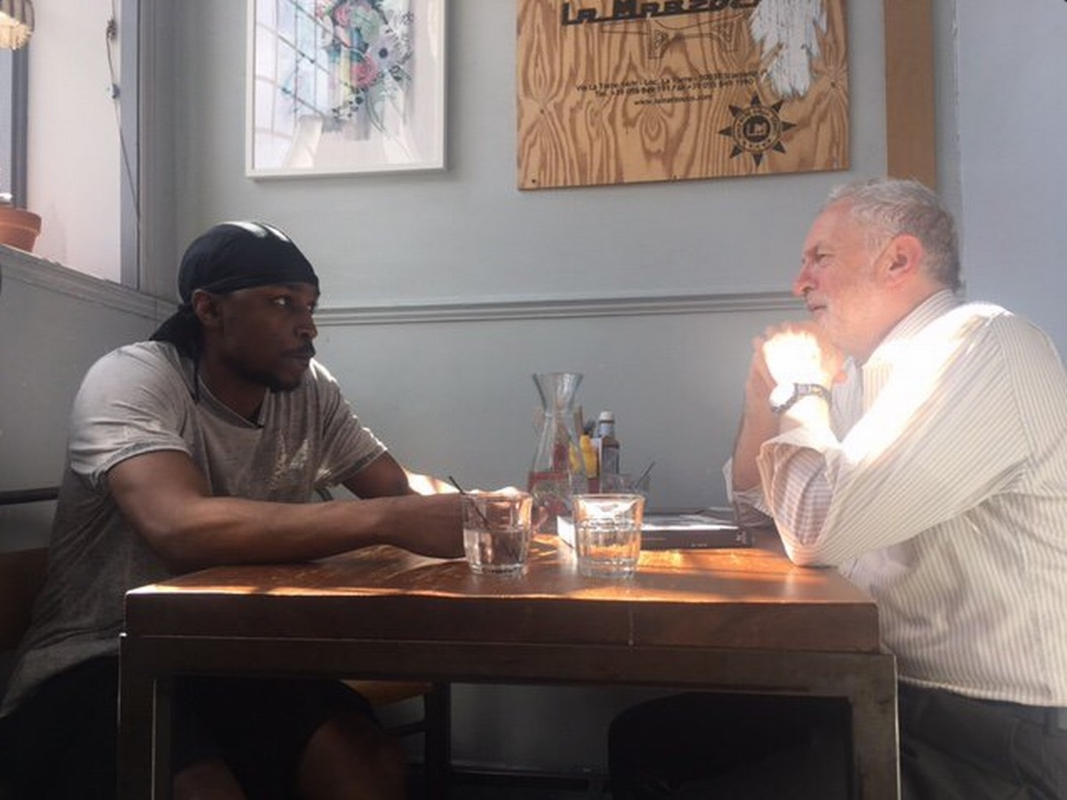 Labour's Love Affair With The Grime Scene Seems To Be Over