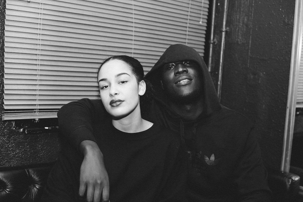 "Start Your Friday With A Cry By Listening To Jorja Smith And Stormzy's ""Let Me Down"""