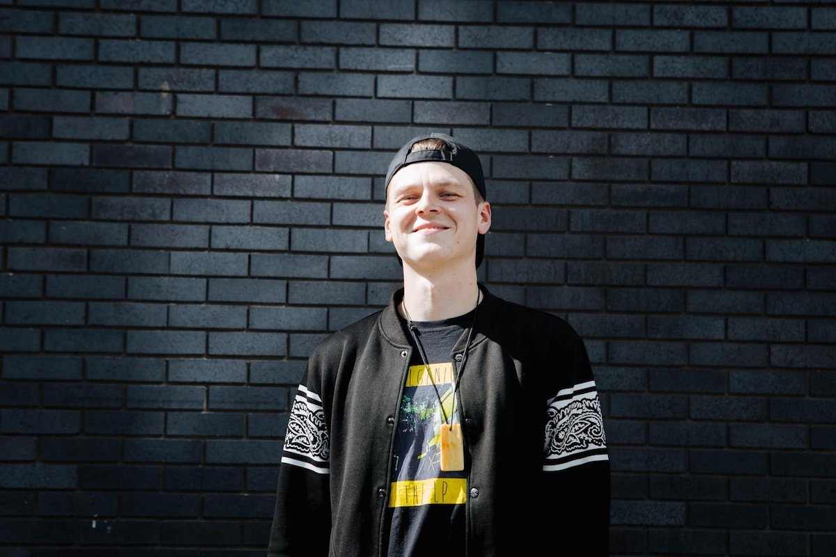 "Leicester's Kamakaze Collides With Proton For Ultra Wavey ""Coldiene"""