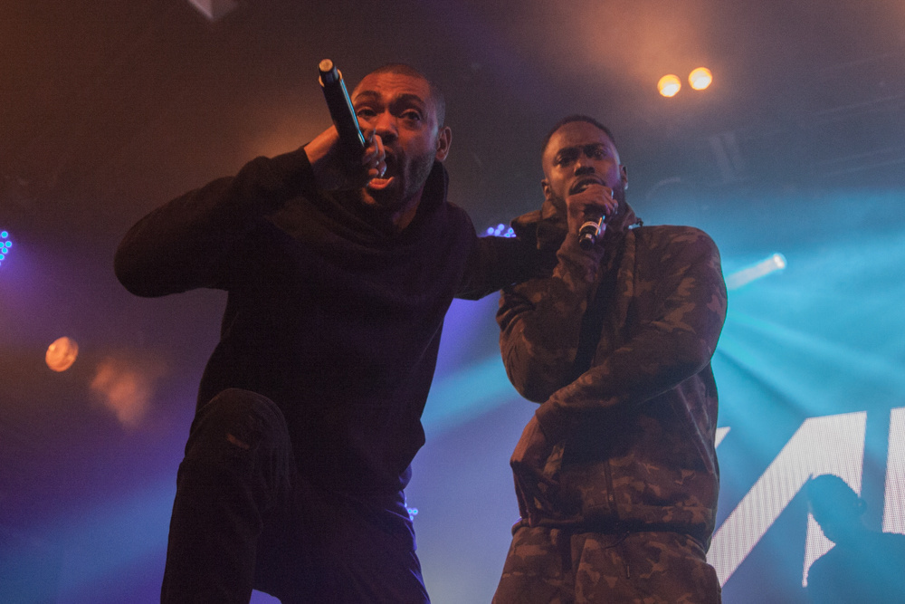 HERITAGE: Kano And Ghetts Remind Us Of Their Mastery As They Shell Down The ICA (2015)